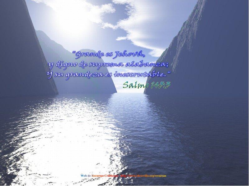 Wallpaper Cristianos: Salmos 14