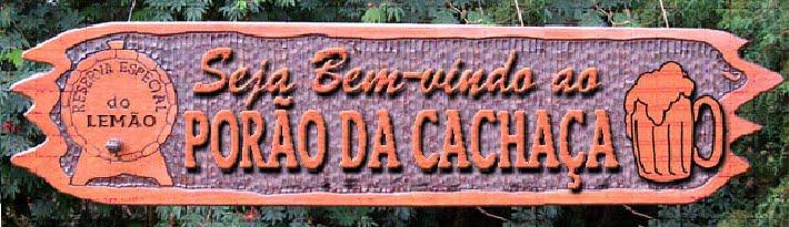 PORÃO DA CACHAÇA