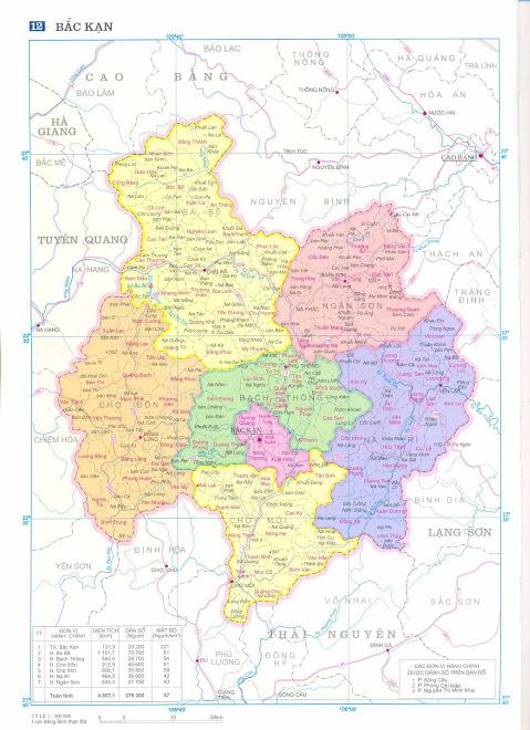 Bac Kan Province