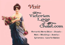 Romantic Home Decorating - Shawls- Victorian Ephemera - Jewelry - Hats - Weddings