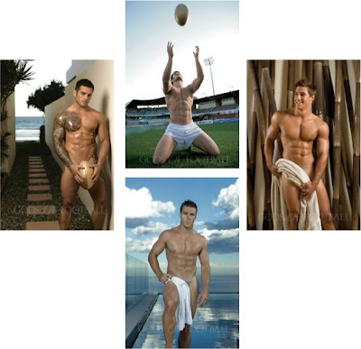 The nude rugby player charity calendar is an annual tradition in Australia, ...