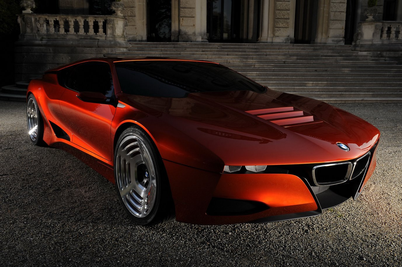 bmw m1 concept cars - photo #7