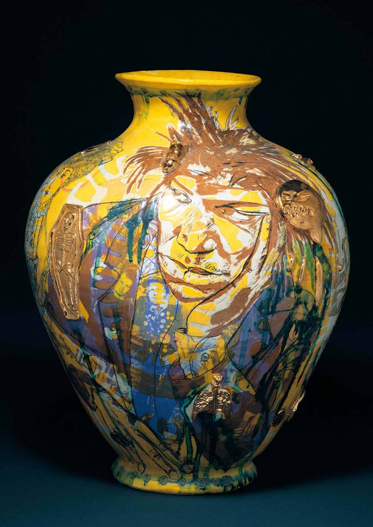 A212 Art Vases By Grayson Perry