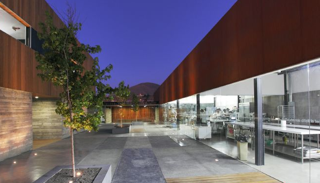 A212 INTERIORARCHITECT The Culinary Art School Cooking