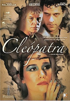 Filme Poster Cleópatra DVDRip XviD & RMVB Nacional