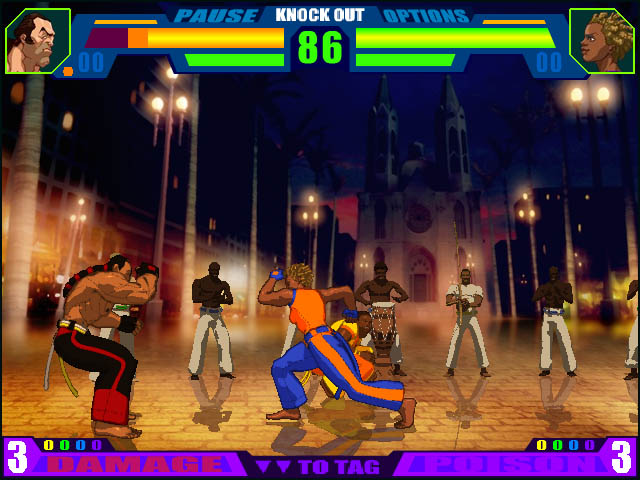 Download Capoeira Fighter 3     PC