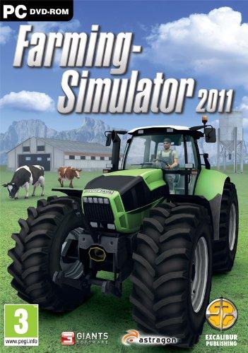 Farming Simulator 2011 Game