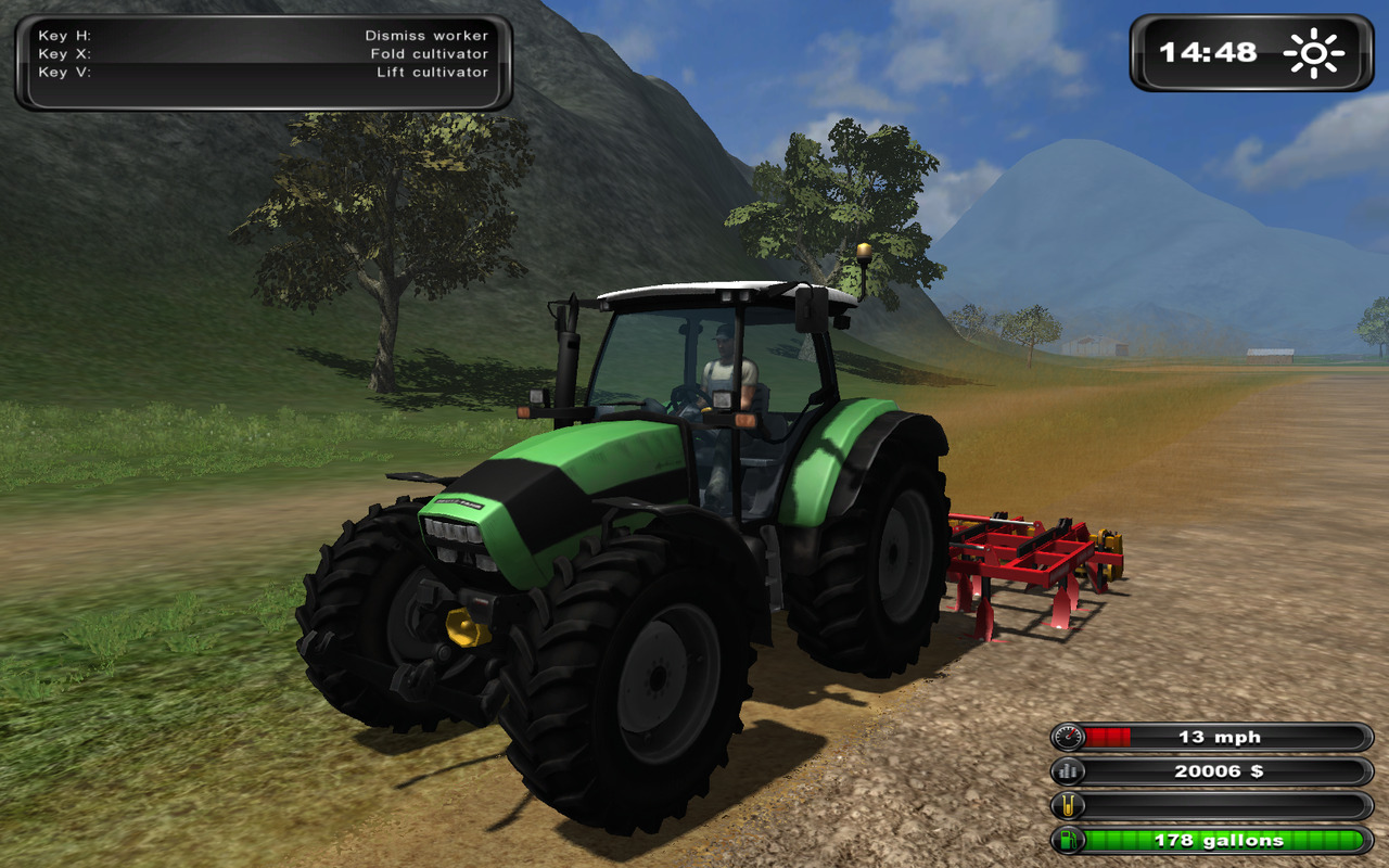 Farming Simulator 2011 (telecharger gratuitement)