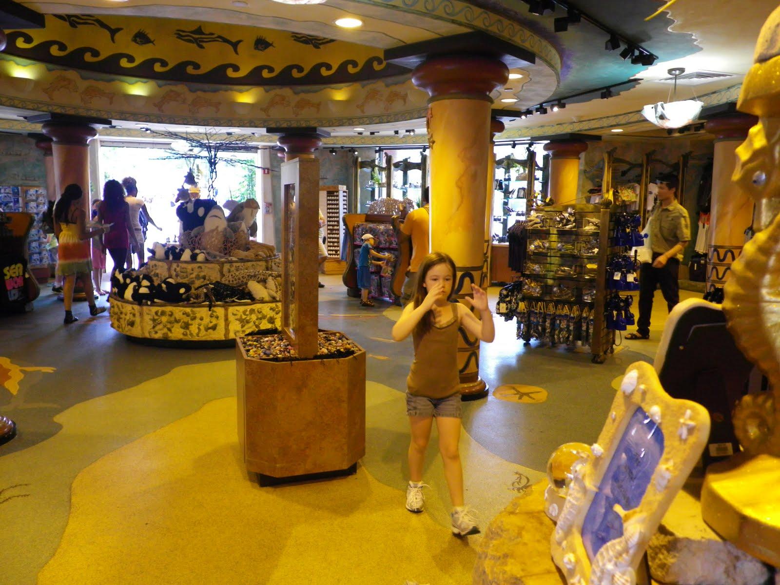 The Blakemore Family: Make A Wish Trip Day 3 - SeaWorld