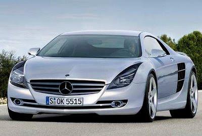 New Mercedes AMG