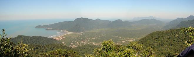 Vista Panorâmica do Guaraú