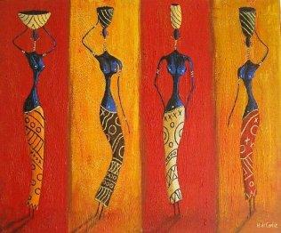 Marzua estilo africano en decoraci n for Decoracion estilo africano