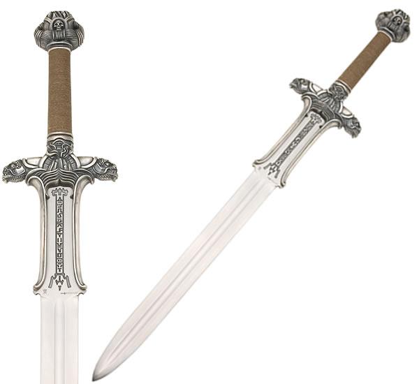 espada de conan o barbaro