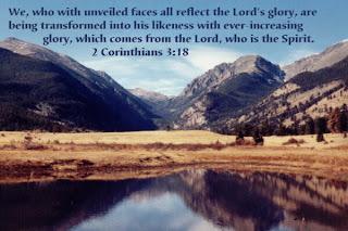 2 Corinthians 3:18 Wallapaper
