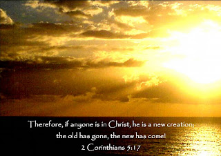 Holy Bible Verses 2 Corinthians 5:17 Free Wallpapers
