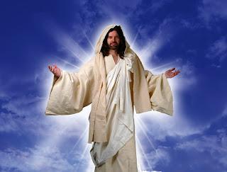 Jesus After His Resurrection Wallpaper