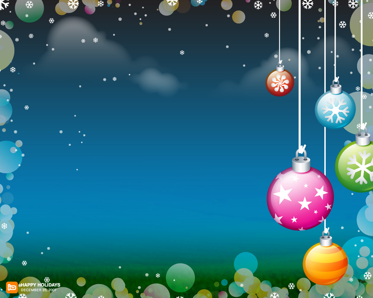 Christmas vector decorations wallpapers free christian for Christmas decorations images