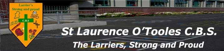 Larriers Website