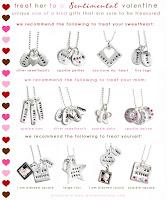 Valentine Jewelry Ideas