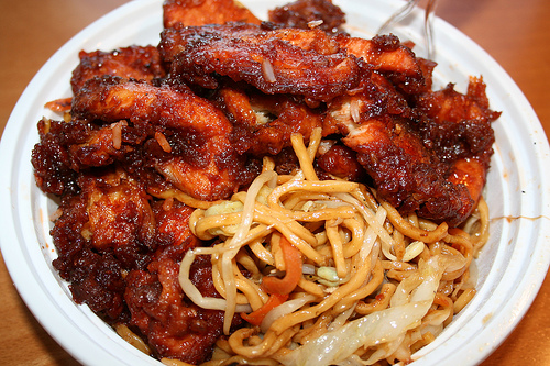 Chinese Fast Food Images