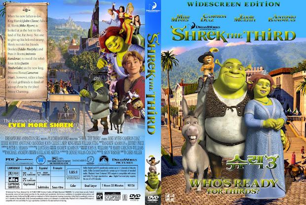 shrek 3  1080p content