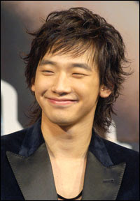 Rain korean singer