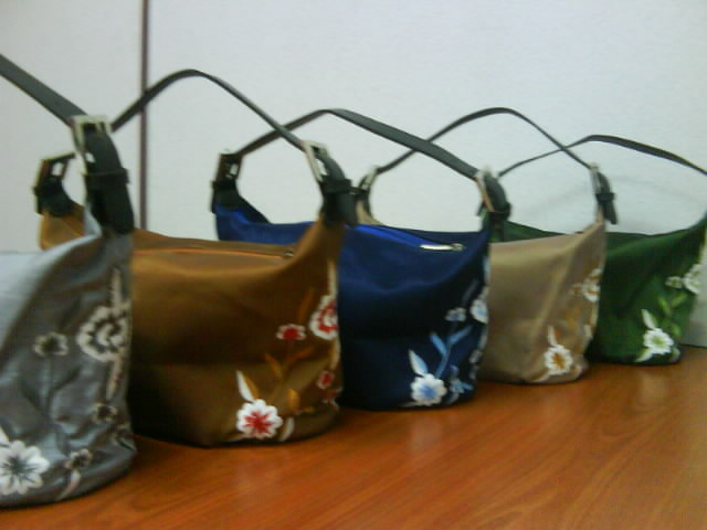 SILK BAG(SB 389)new arrival