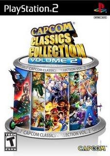 DOWNLoad jogo playstation 2 Capcom Classic Collection Volume 2