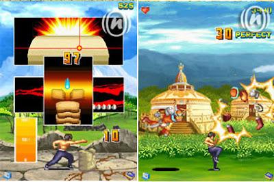 jogos para celular Kung Fu Master Class