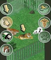Jogo para Celular Zoo Tycoon 2 - 176x208