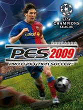 Jogo para celular  PES 2009