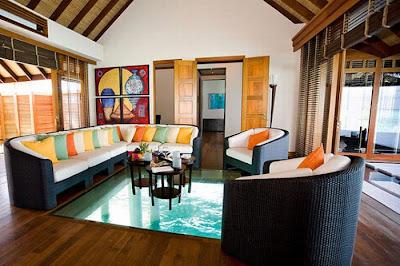 Diva Resort Hotel on the Maldives
