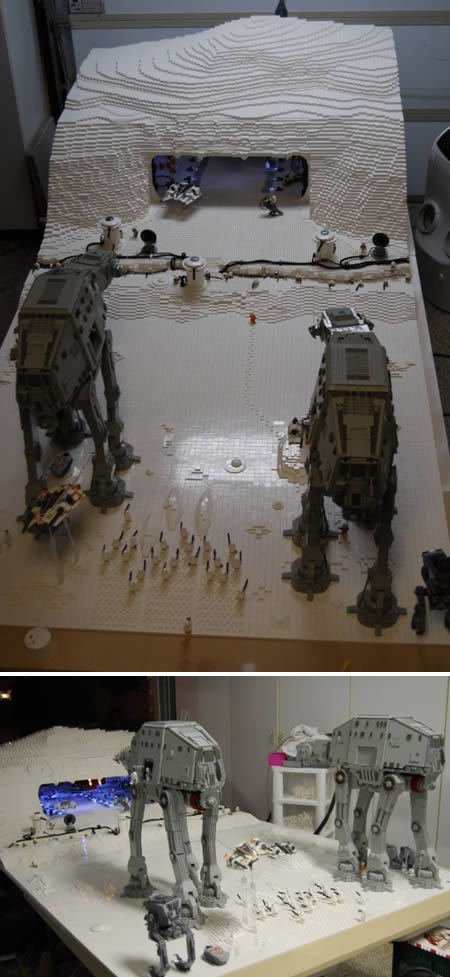 Coolest Movie Recreation in LEGO Seen On www.coolpicturegallery.us