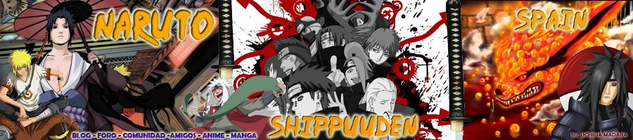 Naruto Shippuden.