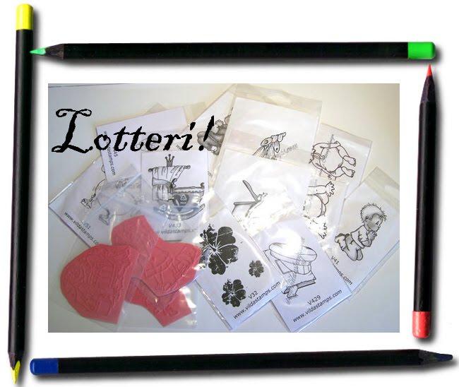 40.000 besökare det skall firas med ett Lotteri!!