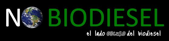 No Biodiesel