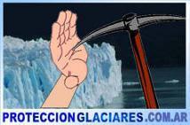 CUIDEMOS LOS GLACIARES