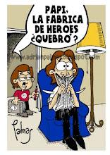 NECESITAMOS HEROES