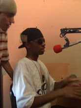 MC DI - entrevista na Radio Cajamar FM 87.5FM