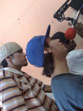 MC THUG - entrevista na Radio Cajamar FM 87.5FM