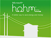 microsoft hohm application internet aide economie energie
