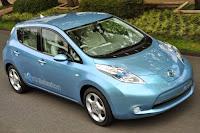 nissan leaf renault voiture electrique