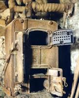 corrosion installation de chauffage