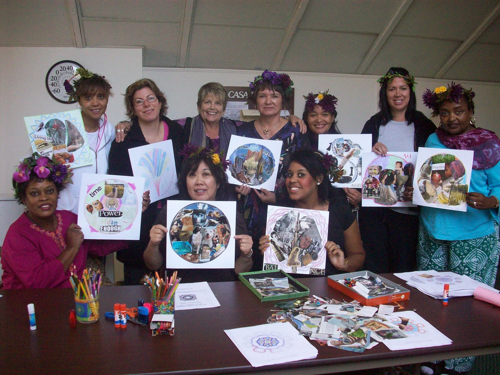 Art workshops 4 women los angeles 2010 09 12 for Craft workshops los angeles