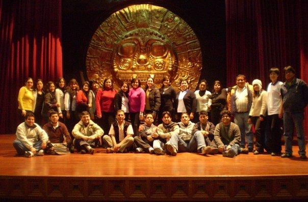 Teatro Municipal del Cusco