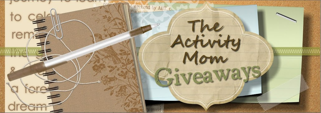 The Activity Mom Reviews and Giveaways