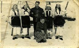 Zenska narodna nosnja sela Ricice