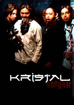 kristal album bongkar