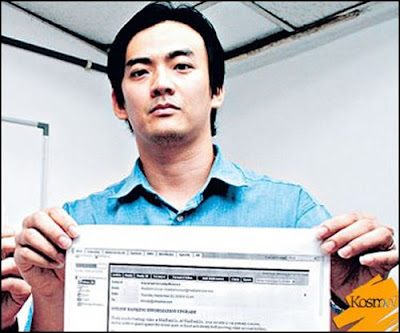 Penipuan Siber - Awas Pengguna Online Banking