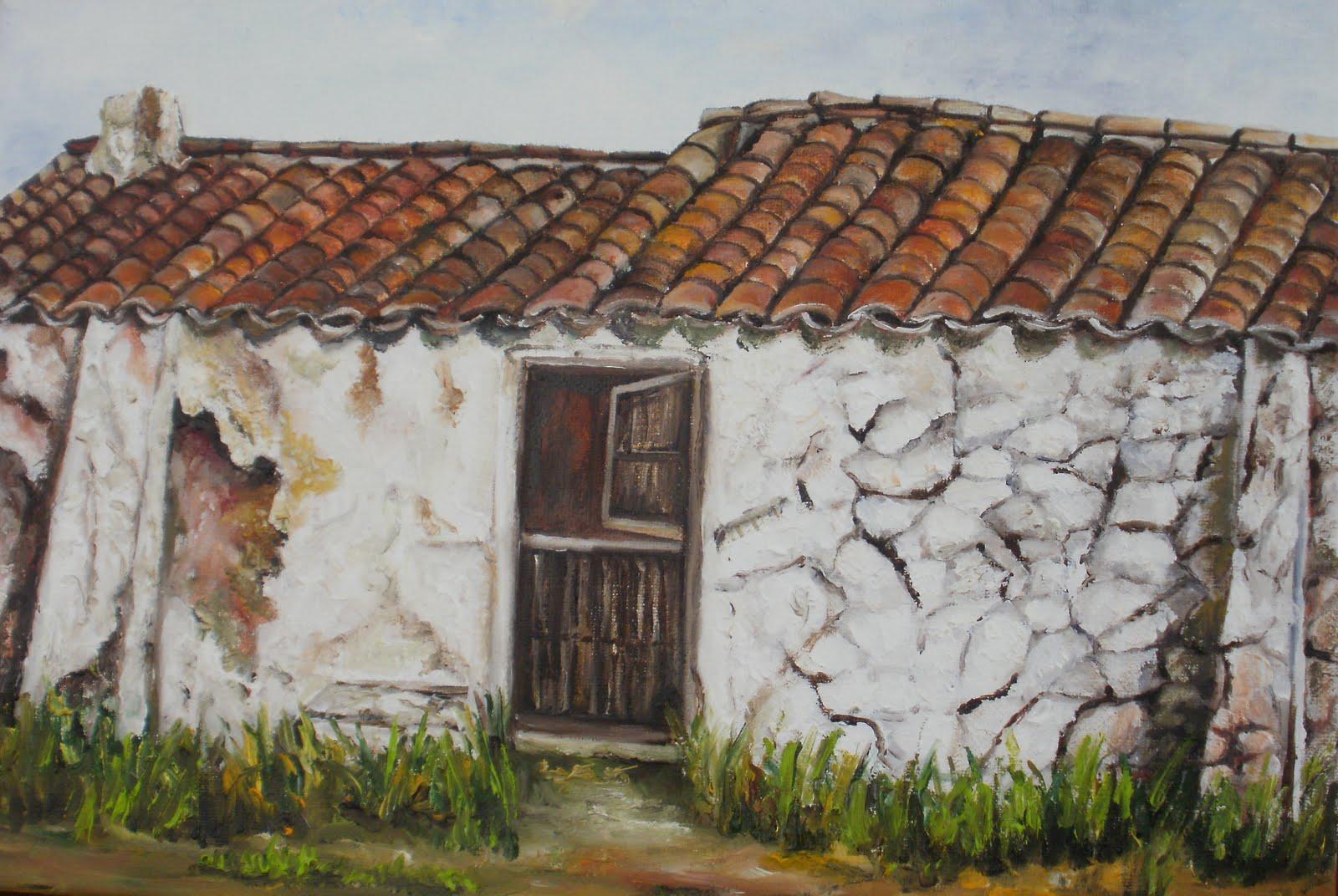 Pinturas de rosmari casa de campo for Pinturas para casas de campo